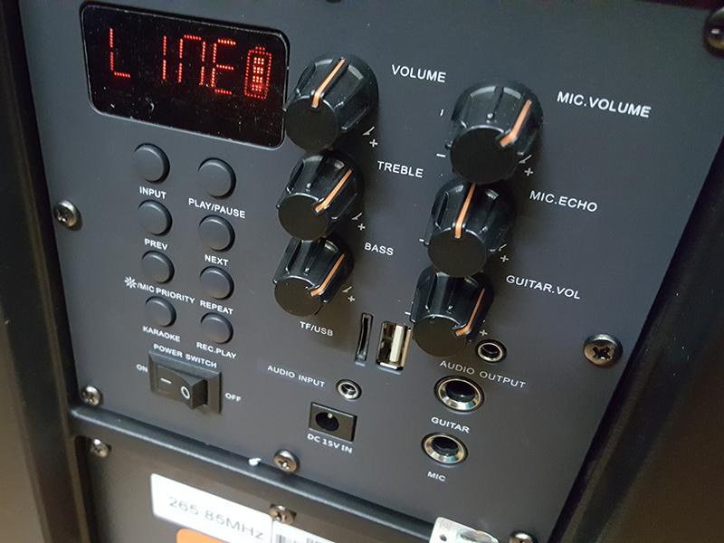 Loa kéo di động mini BD-H0863