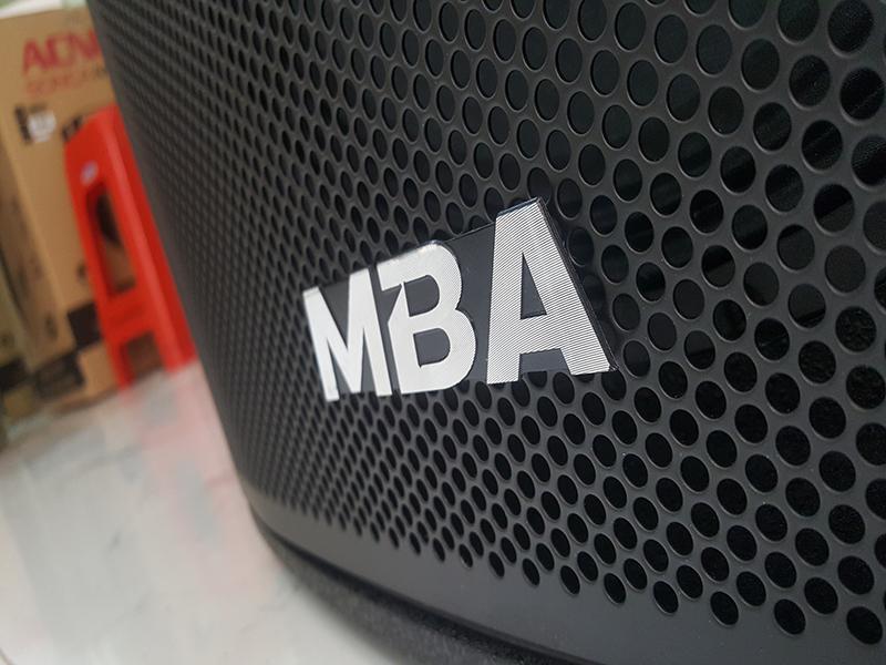 Loa kéo di động 2 bass MBA DSP-215PLUS