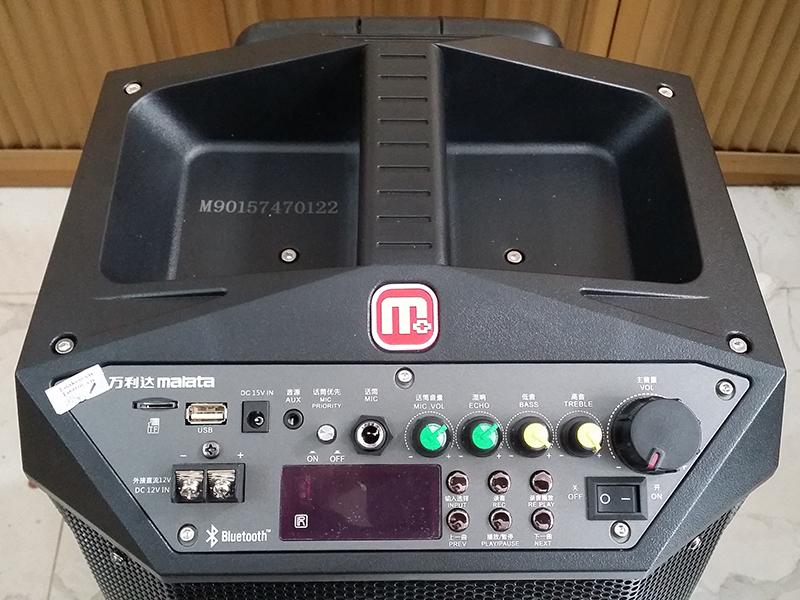 Loa kéo di động mini Malata M+9015