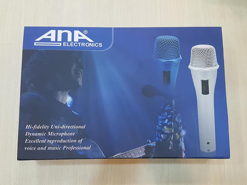 Micro có dây ANA GL-3.2