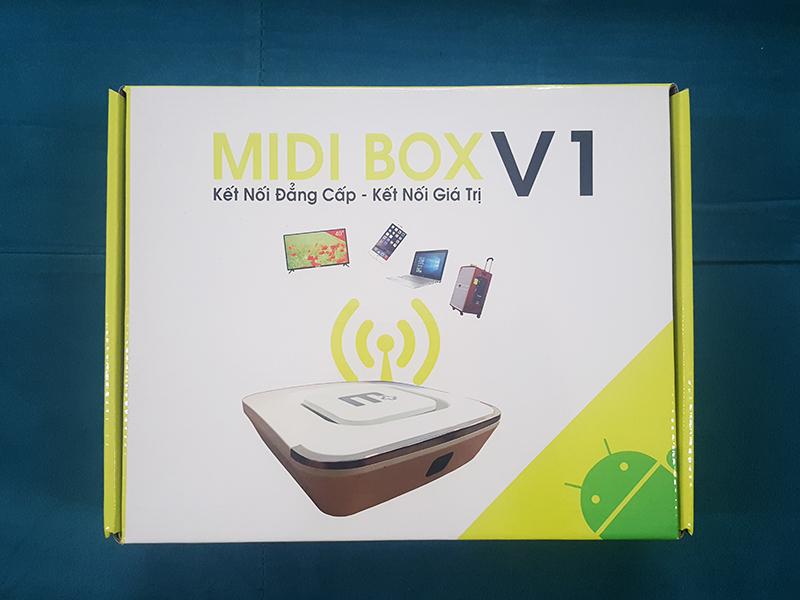 Hộp Karaoke Malata Midi đa năng
