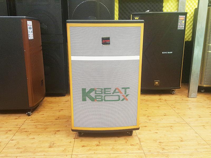 Loa kéo di động Acnos Beatbox CB42W