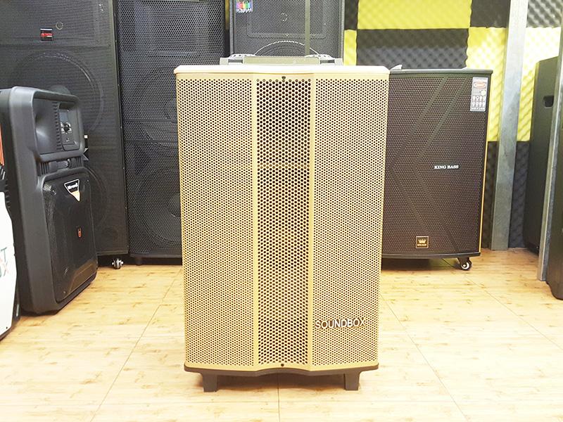 Loa kéo di động SoundBox S-02B