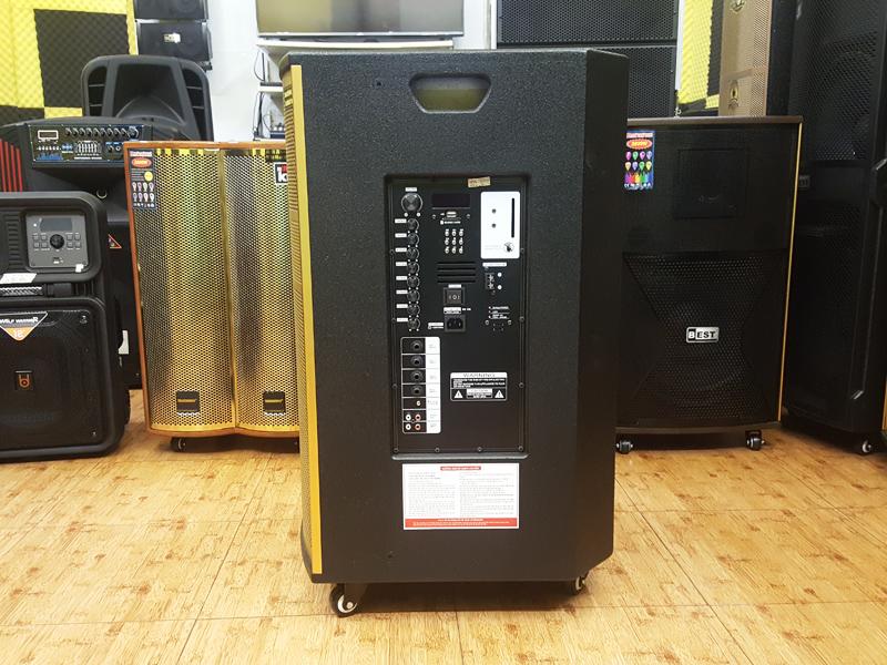 Loa kéo di động công suất lớn DK-9898