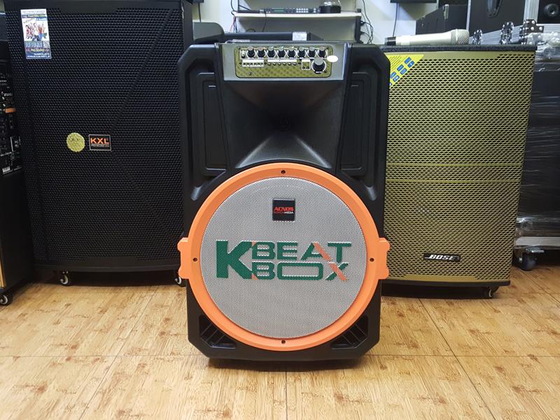 Loa kéo di động Acnos BeatBox KB39U 2019 (NEW)