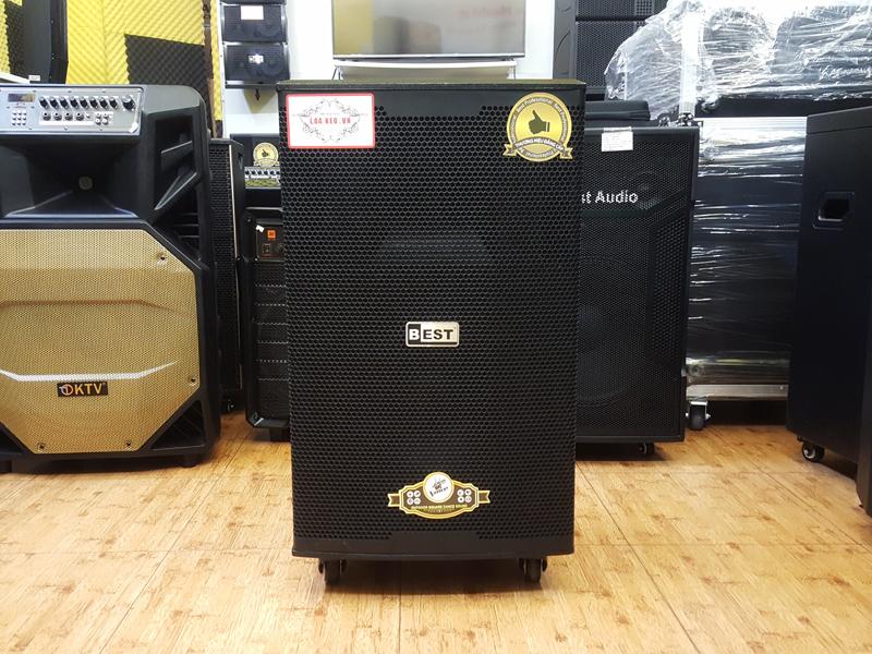 Loa di động dùng điện Best BT-9100