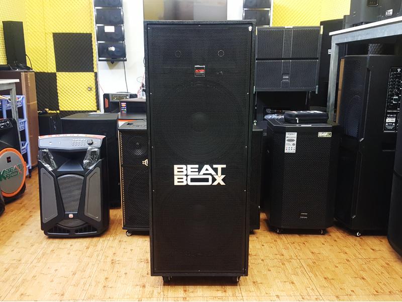 Loa kéo di động công suất lớn Acnos BeatBox KB81