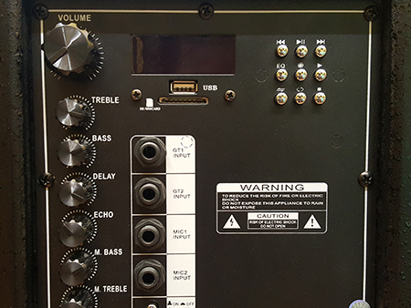 Loa kéo di động Best BT-4240