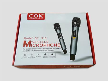 Bộ micro không dây COK ST-313