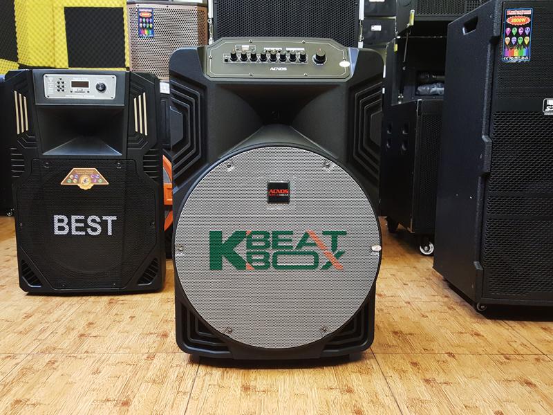 Loa kéo di động Acnos BeatBox KB39Z