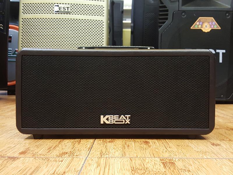 Dàn âm thanh karaoke di động mini Acnos BeatBox KS361