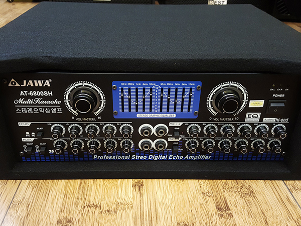 Dàn Amply Karaoke JAWA GL-6800