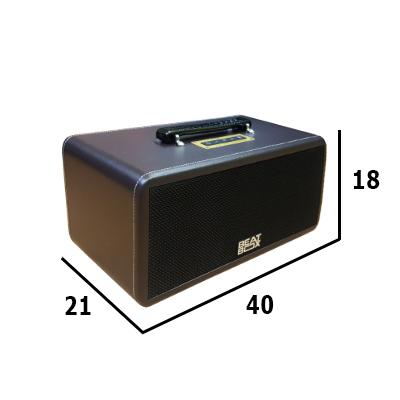 Loa keo di dong Acnos BeatBox KS361M