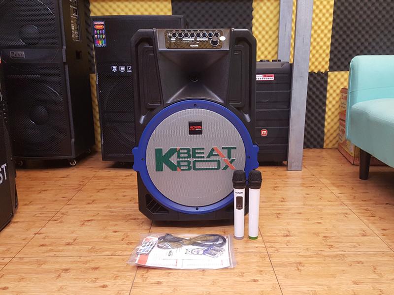 Loa kéo di động Acnos KBeatBox CB15E