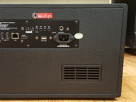 Loa kéo di động Acnos KBeatBox KSNET450