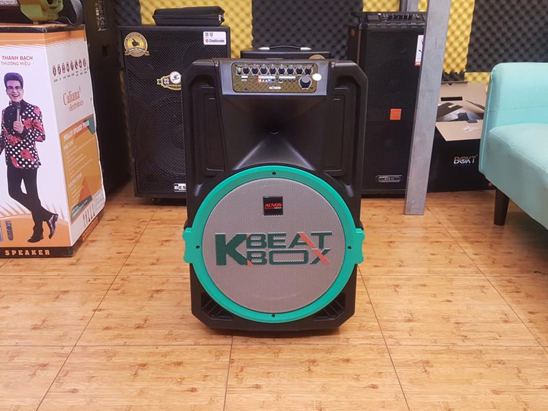 Loa kéo di động Acnos KBeatBox KBNET39U