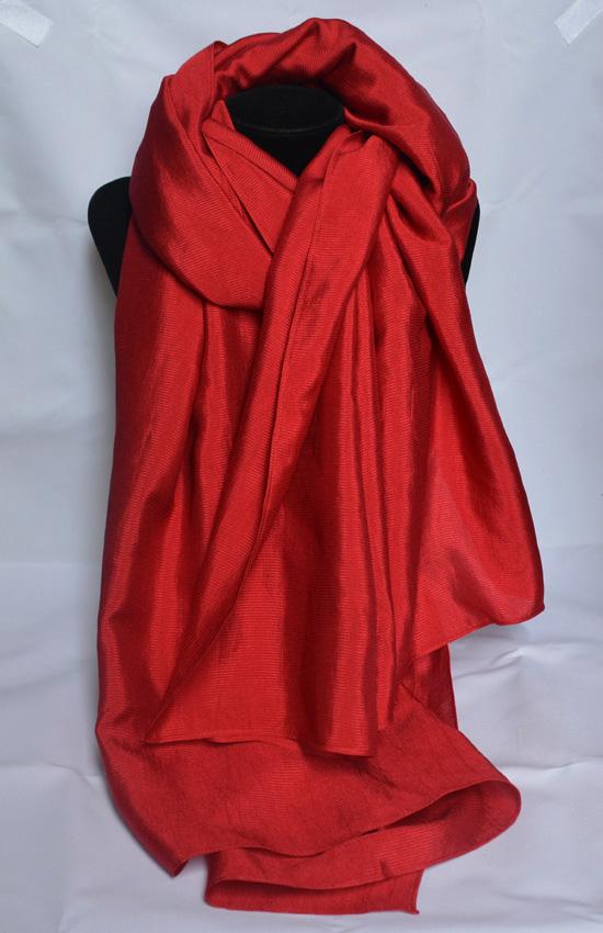 khăn lụa tơ tằm hà đông ssl03