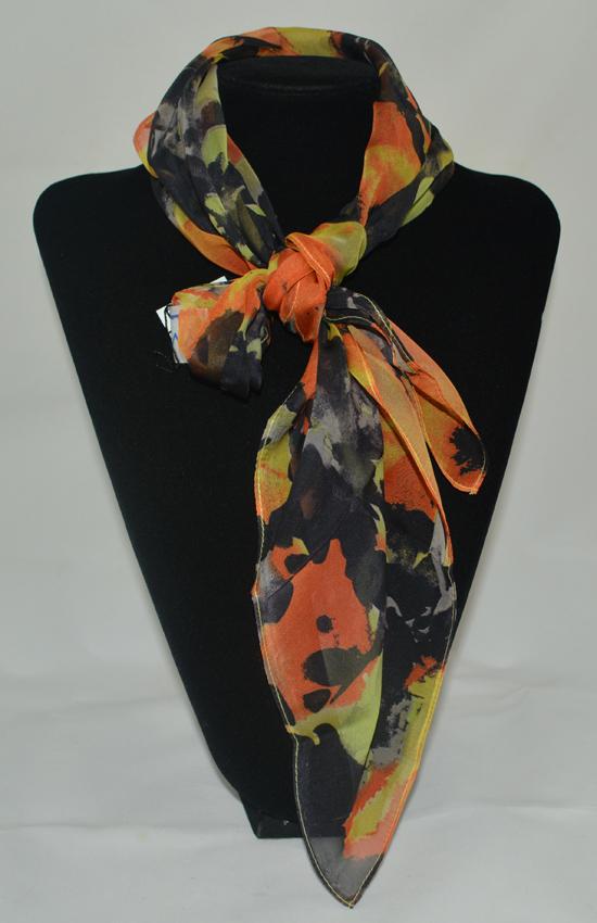 khăn lụa vuông KLV306