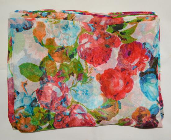 khăn lụa tơ tằm
