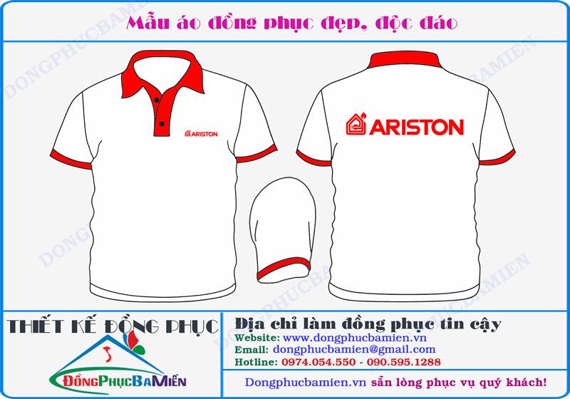 Đồng phục công ty Ariston
