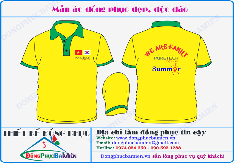 Đồng phục công ty 09
