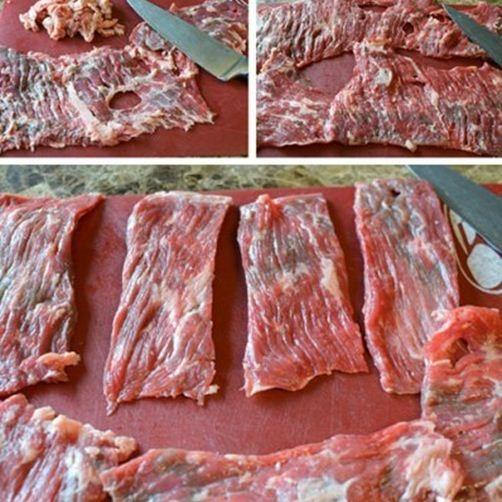 Bò cuộn rau củ nướng áp chảo