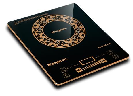 Bếp điện từ đơn kangaroo siêu mỏng KG412i