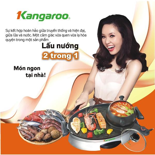 Lẩu nướng BBQ Kangaroo
