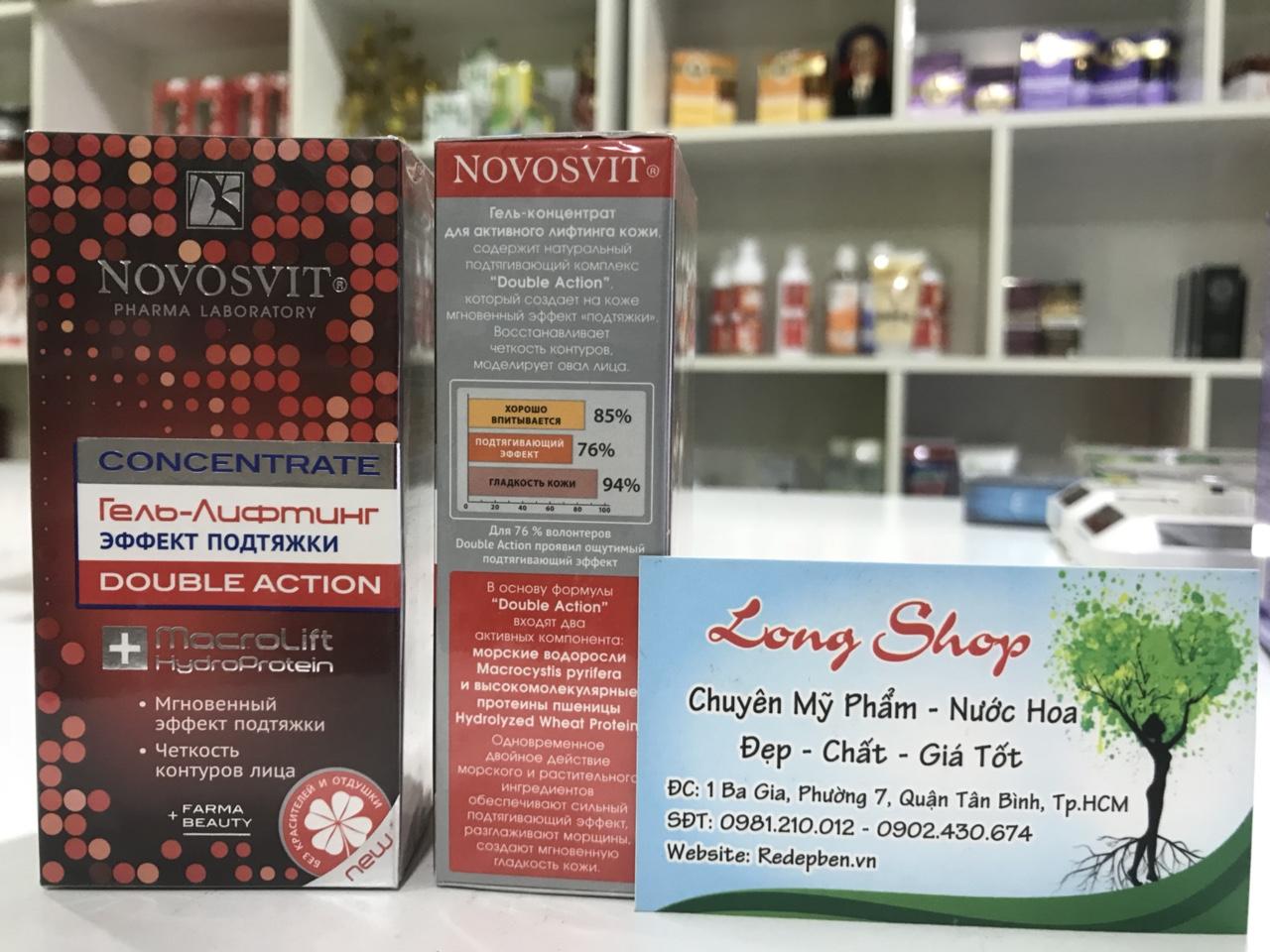 serum chong lao hoa novosvit do