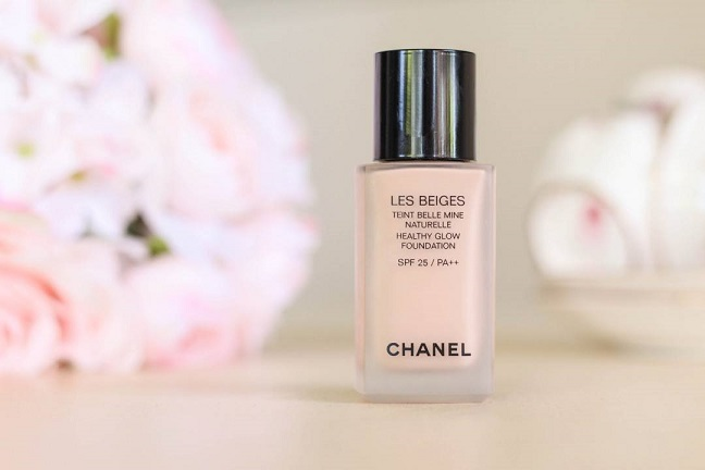 kem nen CHANEL LES BEIGES HEALTHY GLOW FOUNDATION