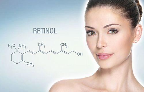 retinol la gi