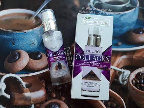 serum neuro collagen bielenda