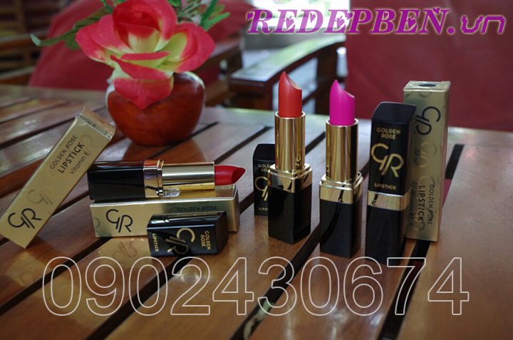 son golden rose crayon lipstick vitamin E