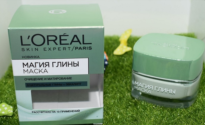 mat na dat set loreal paris