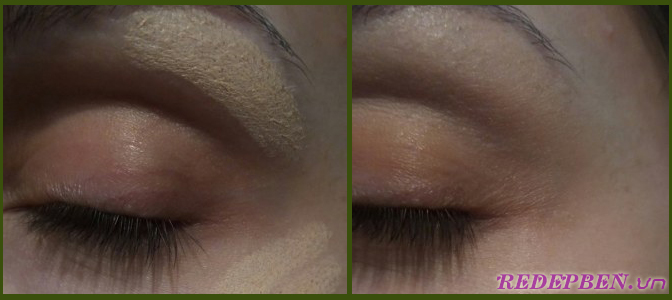 review but che khuyen diem eveline professional makeup