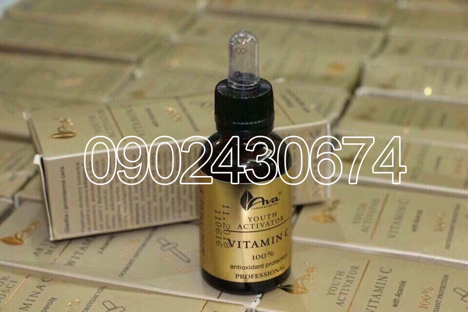 serum vitamin c ava youth activator gia si