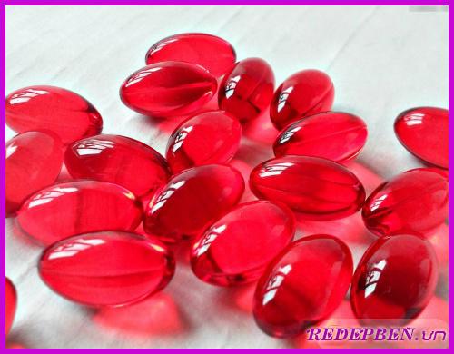 thuc pham chuc nang vitamin e