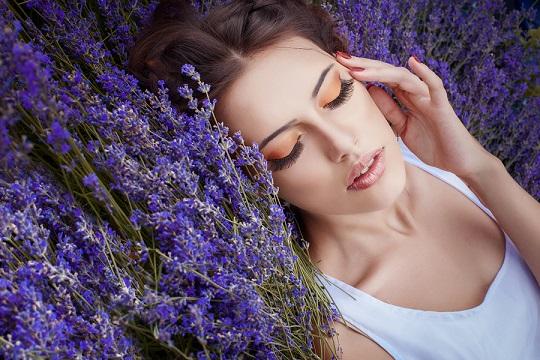 cong dung lavender giup ngu ngon