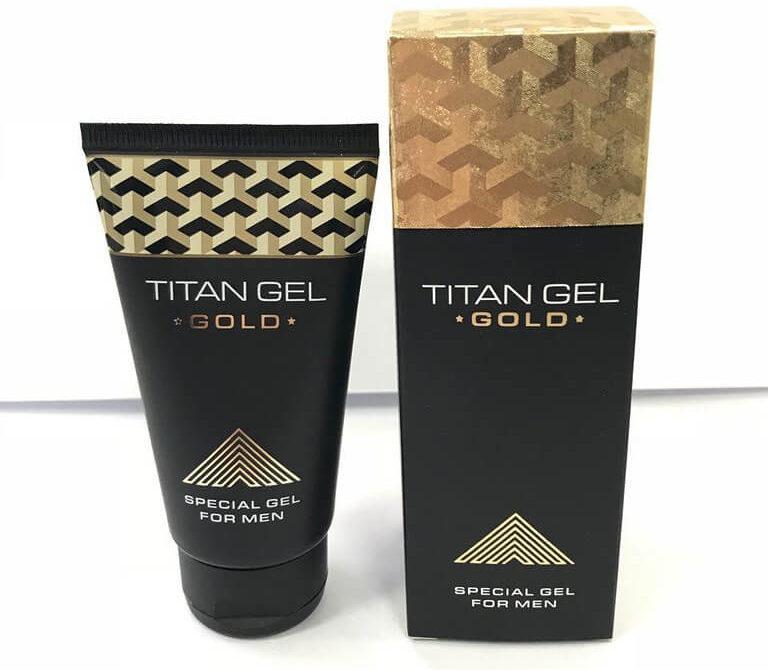 Gel Titan Gold là gì? Tăng kích thước cậu bé như thế nào?