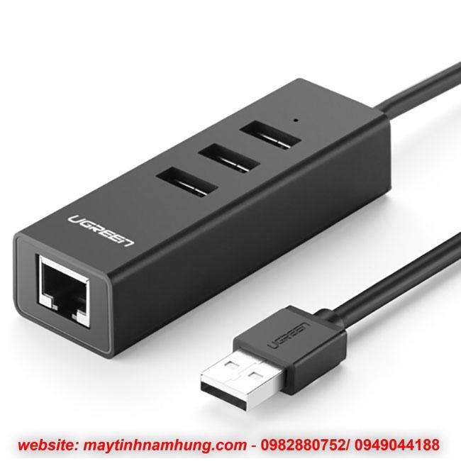 adapter chuyen doi usb ra cong mang LAN
