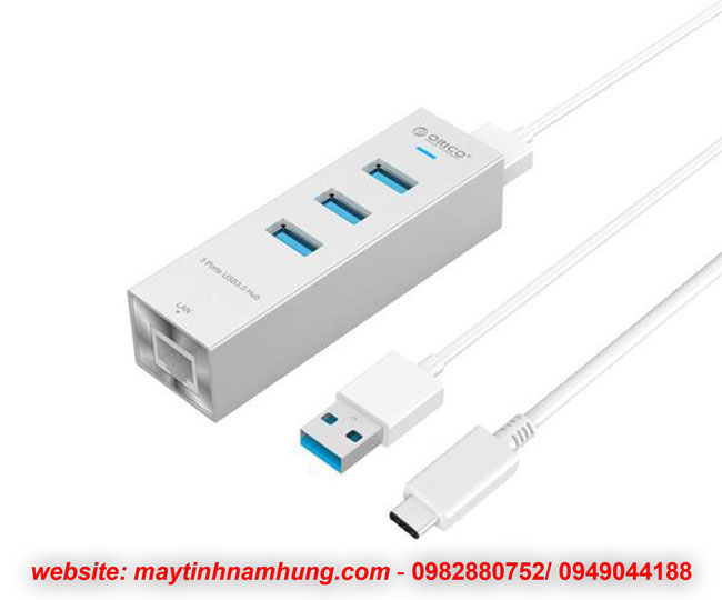 Bộ chia USB cho Macbook pro 2016 13 inch