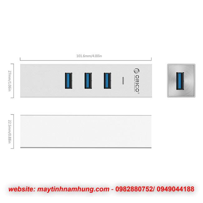 Bộ chia USB cho Samsung Galaxy Book 10.6 và Balalaxy Book 12