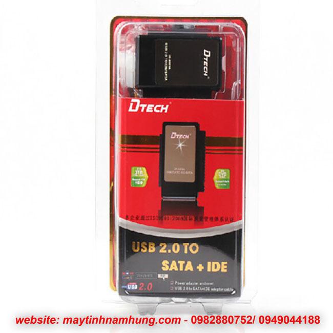 Cáp chuyển ổ cứng sata ra cổng USB copy dữ liệu