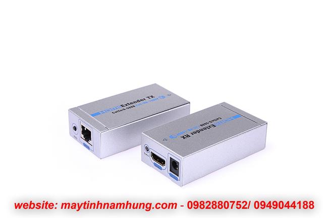 Bộ khuếch đại HDMI qua cáp mạng LAN 60 mét