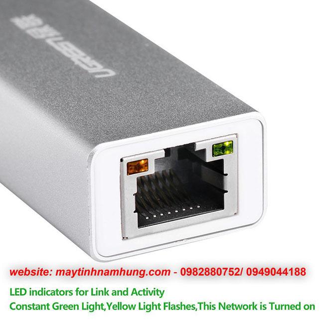 USB to LAN cho Macbook Air, Macbook Pro