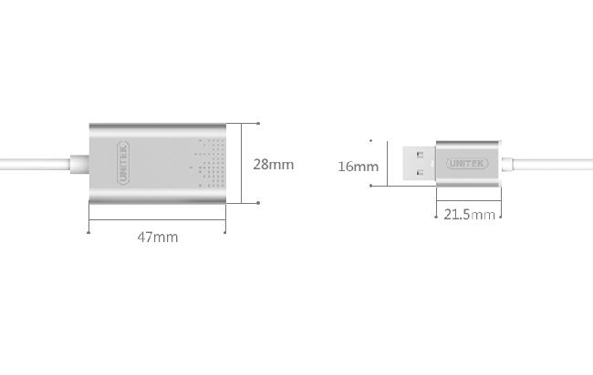 Chuyển đổi chân cắm tai nghe, mic qua cổng USB