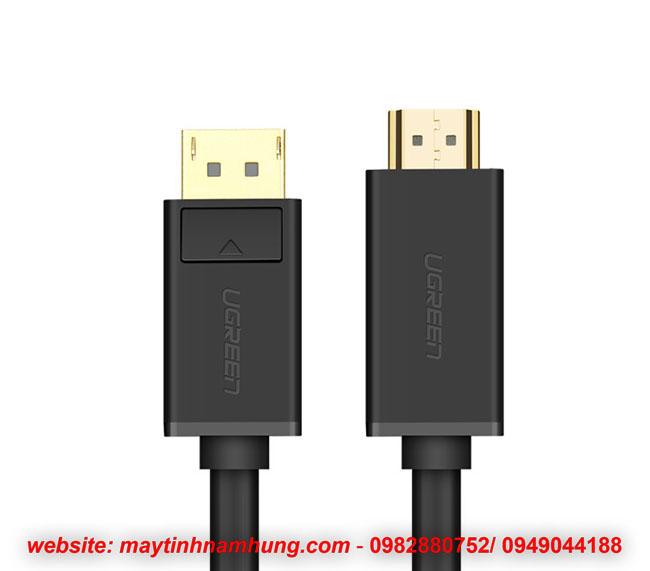 Cáp chuyển cổng Display Port to HDMI (DP to HDMI)