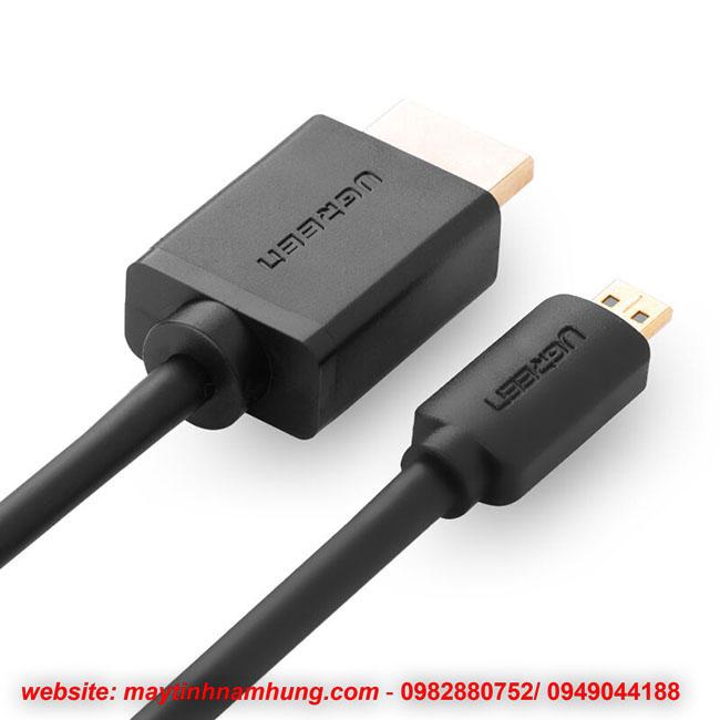 Cáp micro HDMI to HDMI Ugreen 30102