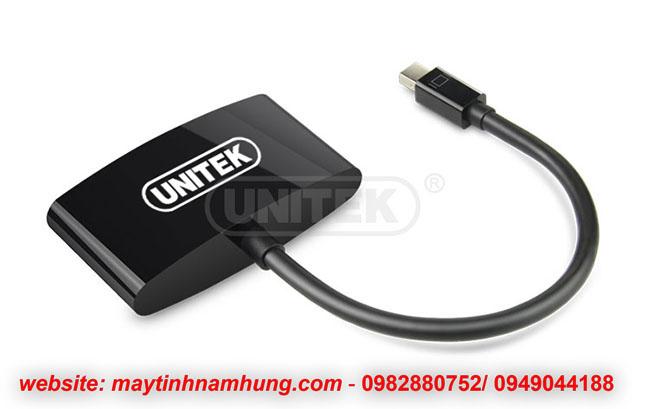 Cáp kết nối Macbook với máy chiếu Vga và HDMI