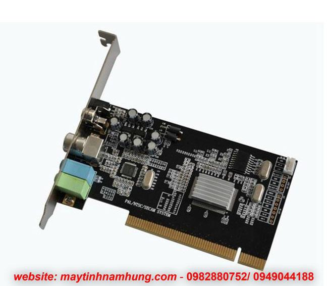 Card ghi hình AV capture cho máy siêu âm